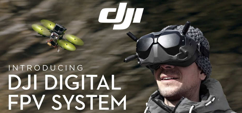 DJI FPV Test: The first person experience like never before
