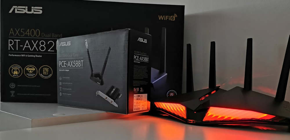 Fast WiFi for the PS5 with the right WiFi 6 router